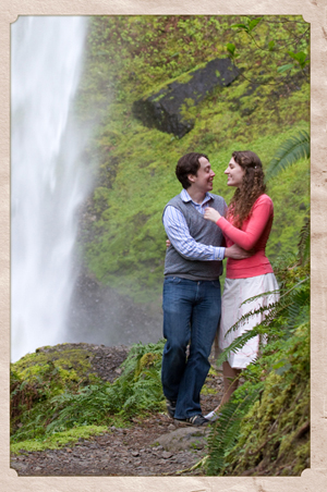 We partnered with James Holk Photography to create a wedding invitation for